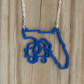 My State Monogram Necklace www.tinytulip.com