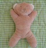 Cashmere-Soft - Teddy Bear Rattle