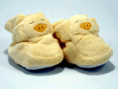 Cashmere-Soft - Yellow Duck Booties