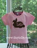 Bunny Applique Tee