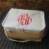 Seersucker Lunchbox
