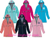 Double Monogrammed Raincoat Windjacket