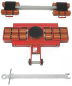 Complete 3 Point Systems - AL 9G+AF 9G Combination  72,000-lb Capacity