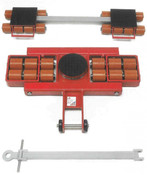 Complete 3 Point Systems - AL 9G+AF 12G Combination  84,000-lb Capacity