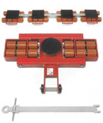 Complete 5 Point Systems - AL 9G+AF 12-4G Combination  132,000-lb Capacity
