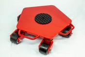 Model 125 5-Wheel Rotating Skate - 20,000 lbs Capacity