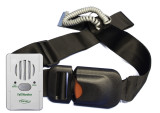 Easy-to-Use™ Exit Alarm with Easy Release Seat Belt System