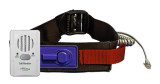 Easy-to-Use™ Exit Alarm with Quick Release Hook & Loop Seat Belt System
