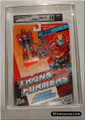 Transformers G1 Action Masters Rad AFA 75, 75/90/90, highest grade so far!