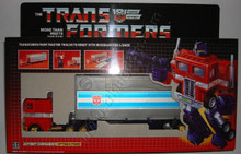 Transformers G1 Optimus Prime Gold Edition KO.