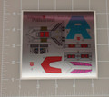 Transformers G1 Quickswitch sticker sheet