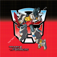 Transformers G1 Grimlock Poster Canvas