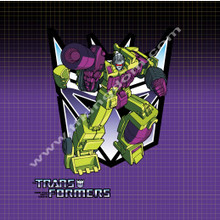 Transformers G1 Devastator Poster Canvas