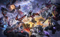 Transformers War for Cybertron Poster Canvas Print.
