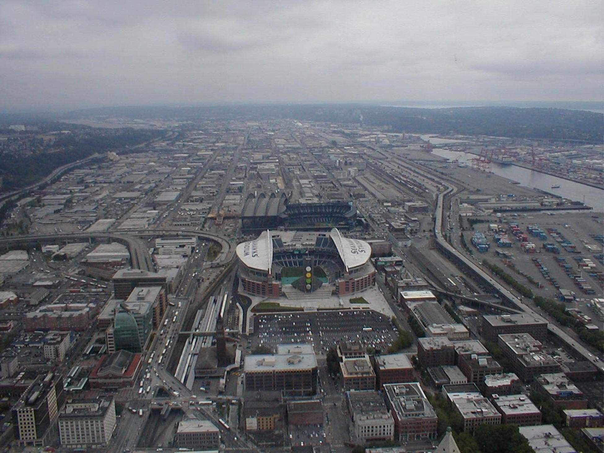 CenturyLink Field, Seattle, WA