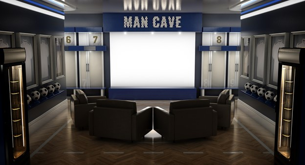 Creating the Perfect NHL Man Cave in Your Garage