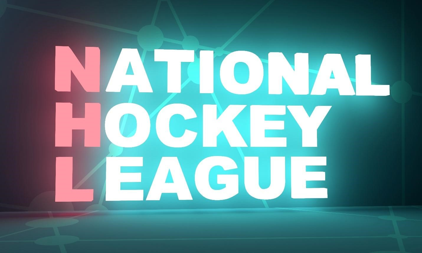National Hockey League Sign