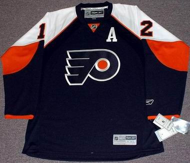 SIMON GAGNE Philadelphia Flyers 2008 REEBOK Throwback Home NHL Hockey Jersey  - Custom Throwback Jerseys 6d85120e5