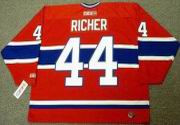 STEPHANE RICHER Montreal Canadiens 1986 CCM Throwback Away NHL Hockey Jersey