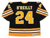 TERRY O'REILLY Boston Bruins 1984 CCM Vintage Throwback Away NHL Hockey Jersey