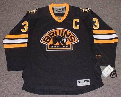 09d6dda53b4 ZDENO CHARA Boston Bruins 2011 REEBOK Alternate Throwback NHL Hockey Jersey  - Custom Throwback Jerseys