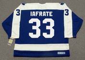 AL IAFRATE Toronto Maple Leafs 1987 Away CCM Throwback NHL Hockey Jersey - BACK