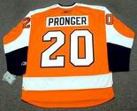 CHRIS PRONGER Philadelphia Flyers 2010 REEBOK Throwback NHL Hockey Jersey