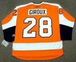 CLAUDE GIROUX Philadelphia Flyers 2010 REEBOK Throwback NHL Hockey Jersey