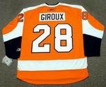 CLAUDE GIROUX Philadelphia Flyers 2010 REEBOK Throwback NHL Hockey Jersey