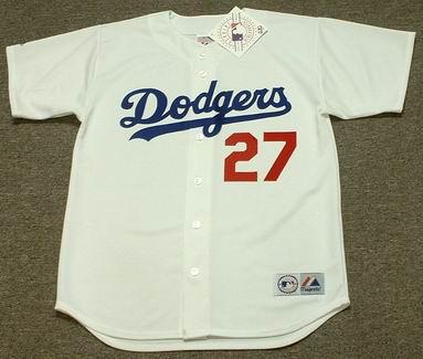MATT KEMP Los Angeles Dodgers 2008 Majestic Throwback Home Baseball Jersey  - Custom Throwback Jerseys 956d8fb2a23