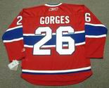 JOSH GORGES Montreal Canadiens REEBOK Premier Home NHL Hockey Jersey