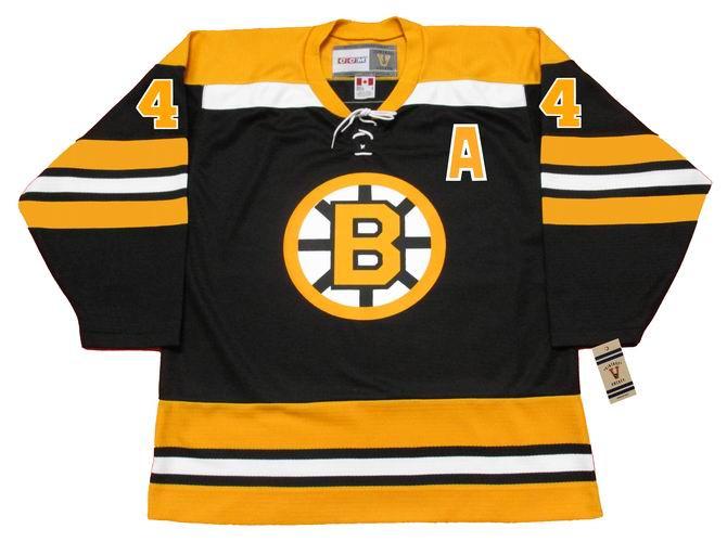 official photos 9424b 6a067 BOBBY ORR Boston Bruins 1974 Away CCM Throwback NHL Hockey Jersey