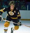 BOBBY ORR Boston Bruins 1975 Away CCM Vintage Throwback NHL Hockey Jersey - ACTION