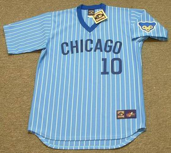 sneakers for cheap ad310 46ca0 DAVE KINGMAN Chicago Cubs 1978 Majestic Cooperstown Away Baseball Jersey