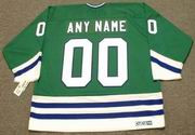 "HARTFORD WHALERS 1980's CCM Vintage Jersey Customized ""Any Name & Number(s)"""