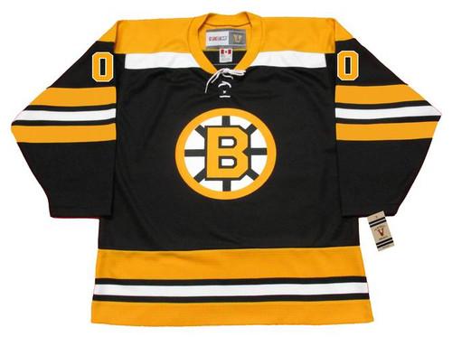 BOSTON BRUINS 1970's Away CCM Vintage Custom NHL Jerseys - FRONT