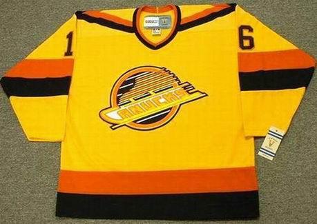 e56bc8900b1 ... TREVOR LINDEN Vancouver Canucks 1989 CCM Vintage Throwback Home Hockey  Jersey. Image 1 · Image 2 · Image 3 · See 2 more pictures