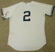 Derek Jeter 1998 New York Yankees MLB Authentic  Away Throwback Baseball Jersey - BACK