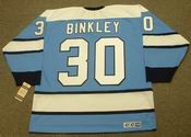 LES BINKLEY Pittsburgh Penguins 1969 CCM Vintage Throwback NHL Hockey Jersey