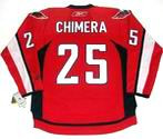 JASON CHIMERA Washington Capitals REEBOK Premier Home NHL Hockey Jersey