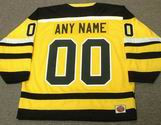 "CINCINNATI STINGERS 1978 WHA Throwback Hockey Jersey Customized ""Any Name & Number(s)"""