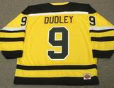 RICK DUDLEY Cincinnati Stingers 1978 WHA Throwback Hockey Jersey