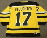 BLAINE STOUGHTON Cincinnati Stingers 1977 WHA Throwback Hockey Jersey