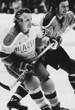 JOHNNY McKENZIE Philadelphia Blazers 1973 WHA Throwback Hockey Jersey - ACTION