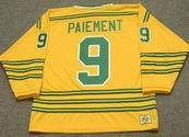 ROSAIRE PAIEMENT Chicago Cougars 1974 WHA Throwback Hockey Jersey