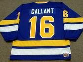 GORD GALLANT Minnesota Fighting Saints 1974 WHA Throwback Hockey Jersey