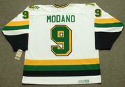 MIKE MODANO Minnesota North Stars 1991 Home CCM NHL Vintage Throwback Jersey