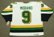 MIKE MODANO Minnesota North Stars 1991 Home CCM NHL Vintage Throwback Jersey