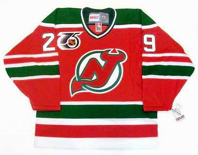 new product a0e01 2149a MARTIN BRODEUR New Jersey Devils 1992