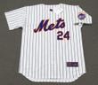 ART SHAMSKY New York Mets 1969 Home Majestic Baseball Throwback Jersey - FRONT